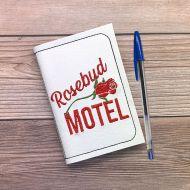 Rosebud Motel Notebook (Mini)