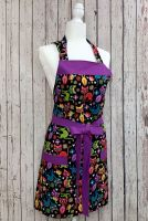 Groovy Cats Apron