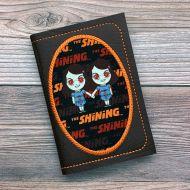 Shining Twins Notebook (Mini)