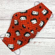Betty Boop Face Mask