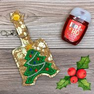 Christmas Tree Sanitizer Holder