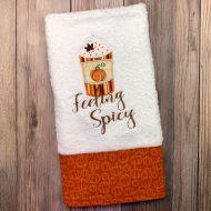 Feeling Spicy Towel