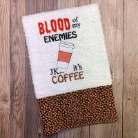 Blood of My Enemies Towel