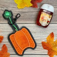 Pumpkin Sanitizer Holder